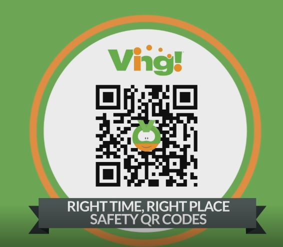 QR LOGO with Banner