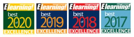 mastery elearning award banner - march 2021